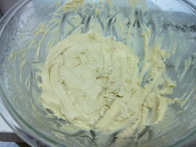 photo of a bowl with batter
