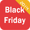 Black Friday 2014 icon