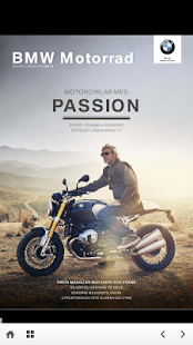BMW Motorrad screenshot