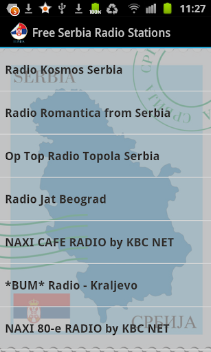 Serbian Radio Music News