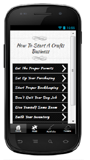 Start A Crafts Business