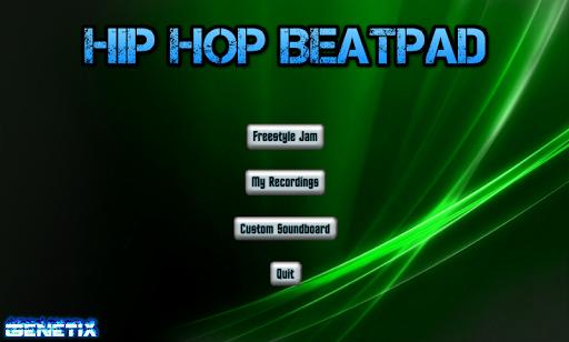 Hip Hop Beatpad Tiles