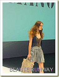 Mango Spring Summer Collection at Audi Fashion Festival 09