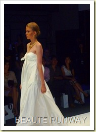 Swarovski at Audi Fashion Festival Jayson Brunsdon Dress 29