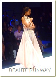 Swarovski at Audi Fashion Festival Jayson Brunsdon Dress 24