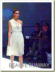 Swarovski at Audi Fashion Festival Jayson Brunsdon Dress 06