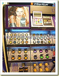 urban decay sephora singapore ion ngee ann city beaute runway catcus eye shadow