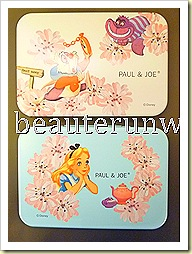 Paul & Joe Alice In Wonderland Disney collection