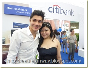 henry golding beaute runway