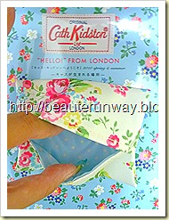 cath kidston tissue case close up