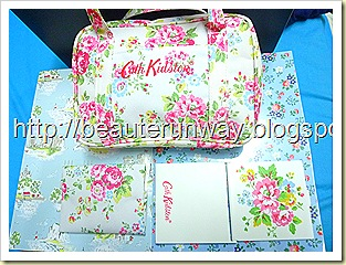 cath kidston carry case tissue case mirror