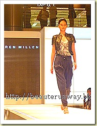 karen millen spring summer fashion show 21