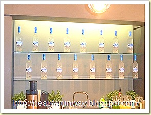 grey goose vodka display
