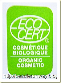 ECOCERT NUTRIGANICS BODY SHOP