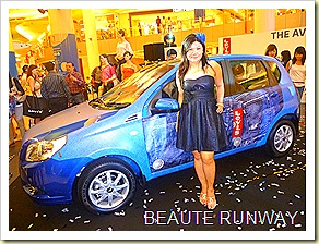 Aveo5 Levi's Design Editions Car Press Launch  2
