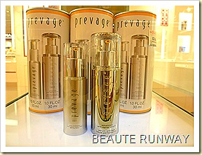 Prevage face and Prevage Day promotion at Metro