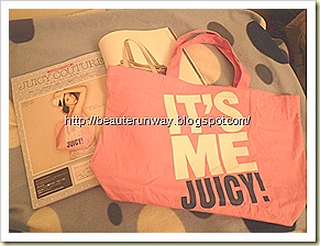 Juicy Couture Tote X Sweet