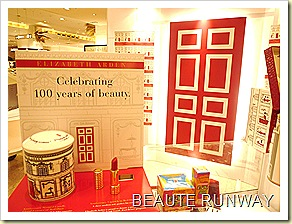Elizabeth Arden 100th Anniversary Celebration Sets Launch Sets