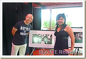 Dominic Khoo & Beaute Runway at Access All Areas EFG