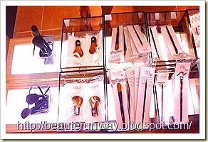 Topshop Makeup Brushes at Ion Singapore
