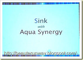 Aqualabel - Sink Synergy