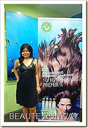 The Body Shop Ec-conscious Rainforest Hair Care & Beaute Runway