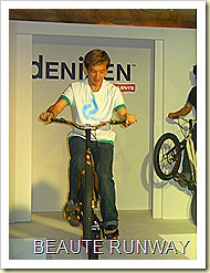 dENiZEN Singapore Launch ion biker