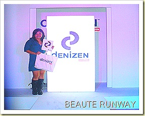 dENiZEN Beaute Runway