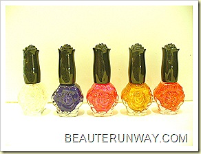 Anna Sui Nail Polish N Holiday 2010