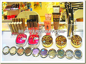 Hope Girl Makeup at Heeren Singapore