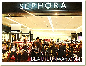 Sephora Singapore Bithday