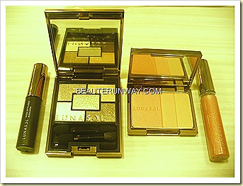 Lunasol Christmas 2010 Party Coffret Set