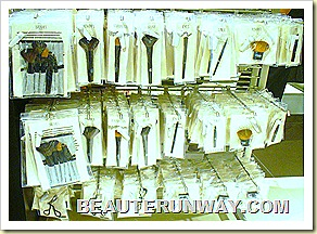 Topshop brushes and accessories