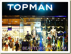 Topman Knightsbridge Singapore
