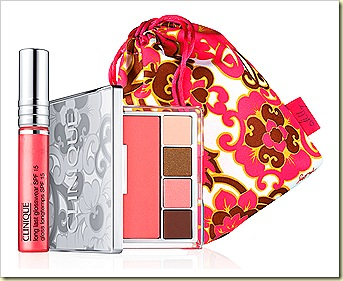 Milly For Clinique Limited Edition Pretty In Prints