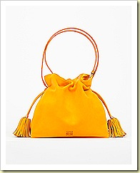 Loewe  Flamenco drawstring bag Spring Summer 2011