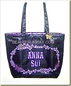 Anna Sui Tote bag 15th Anniversary
