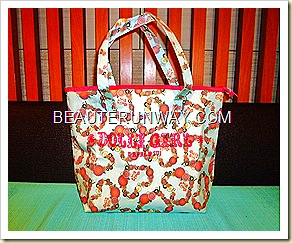 anna Sui bag dolly tote