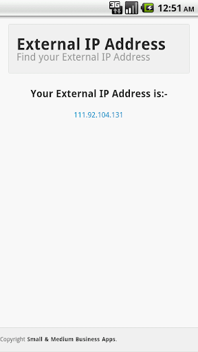 玩工具App|External IP Address免費|APP試玩
