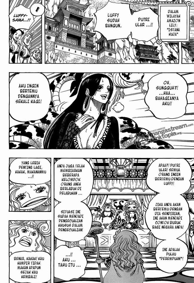 Komik One Piece 6...