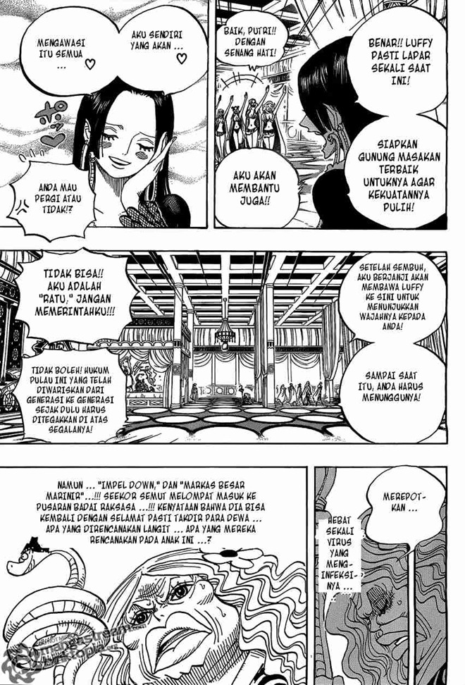 Komik One Piece 7...