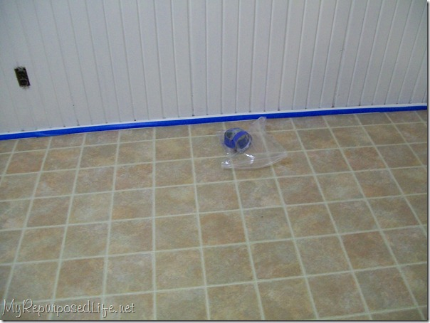 Can i paint over vinyl flooring thefloors co for Paint over vinyl floors