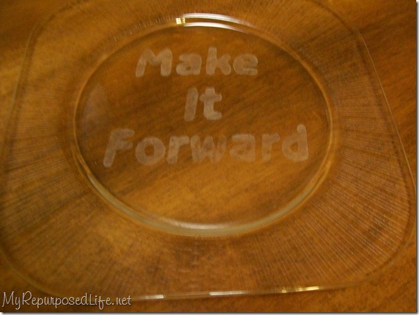 etched plate make it forward