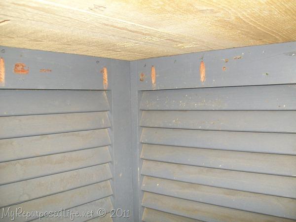 shutters repurposed bookshelf (19)
