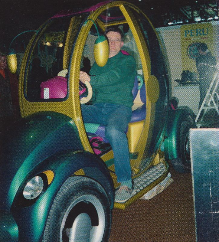 Osmose - City Car