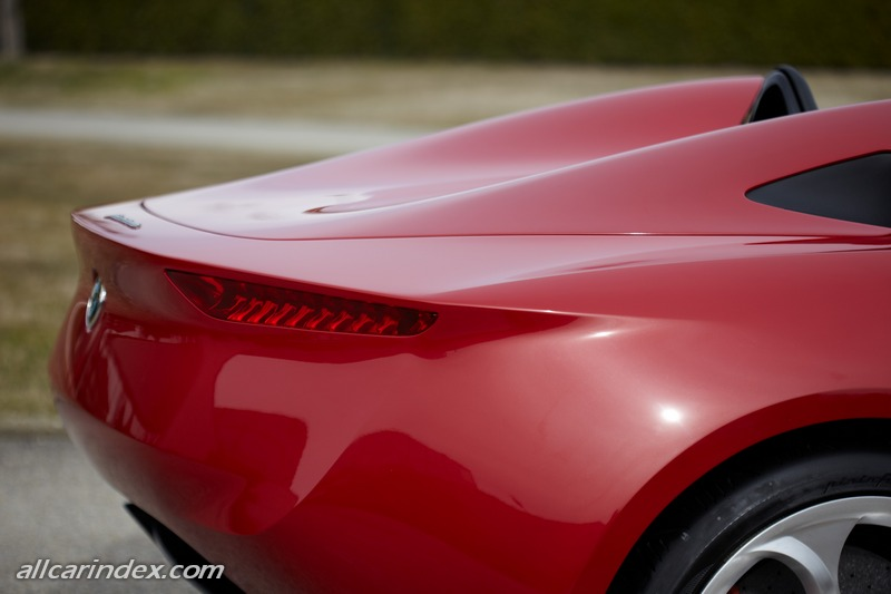 Pininfarina - Alfa Romeo 2uettottanta