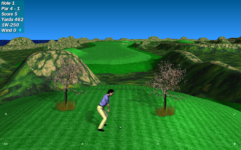 Par 72 Golf HD- screenshot thumbnail
