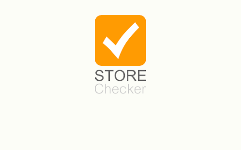 StoreChecker- screenshot thumbnail