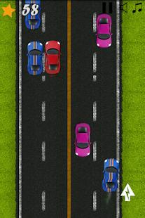 Highway Speed Cars Racing Game