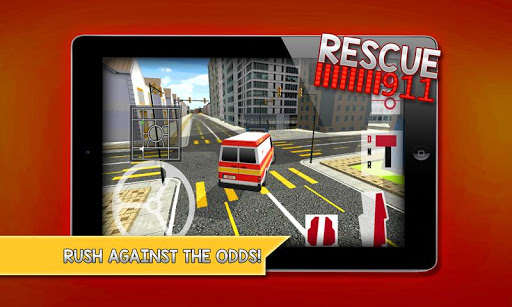 Ambulance Rescue 911 3D Driver